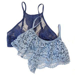 [SALE] • Victoria's Secret Bralettes
